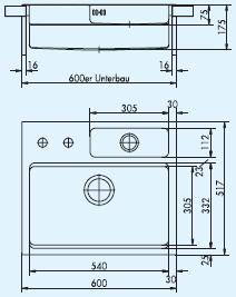 rieber waterstation cubic skizze